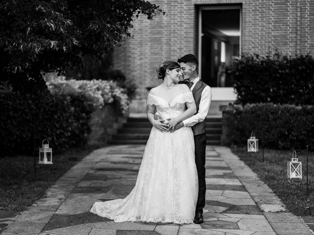 Il matrimonio di Elia e Valentina a Pavia, Pavia 24