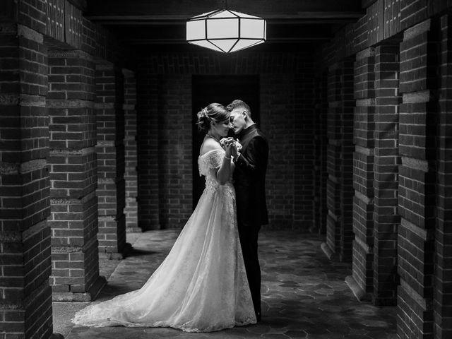Il matrimonio di Elia e Valentina a Pavia, Pavia 26