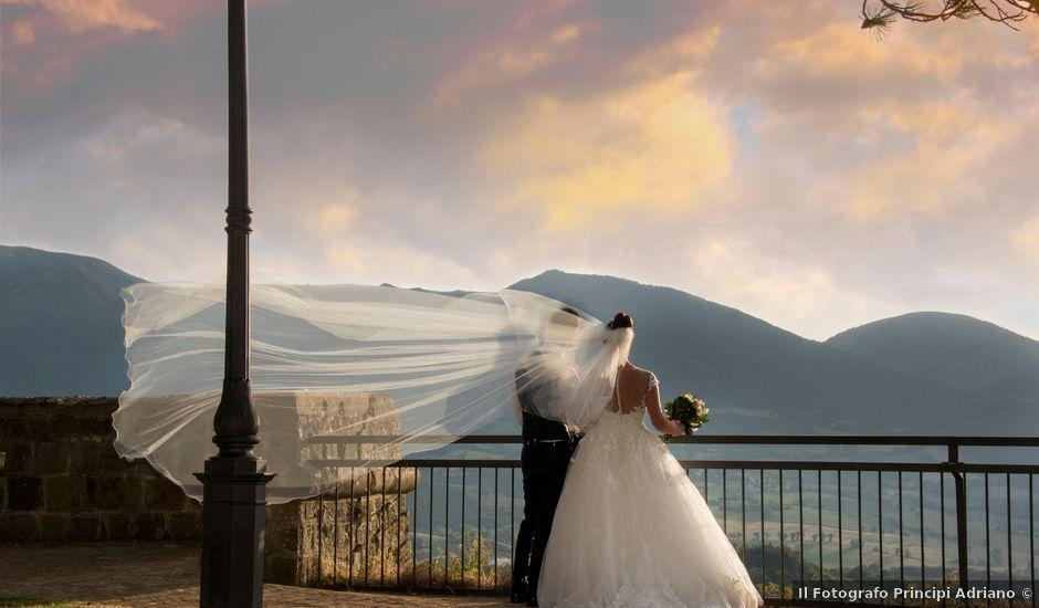 Il matrimonio di Riccardo e Laura a Camerino, Macerata