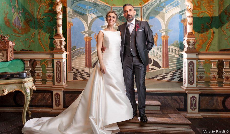 Il matrimonio di Eugenio e Valentina a Vernasca, Piacenza