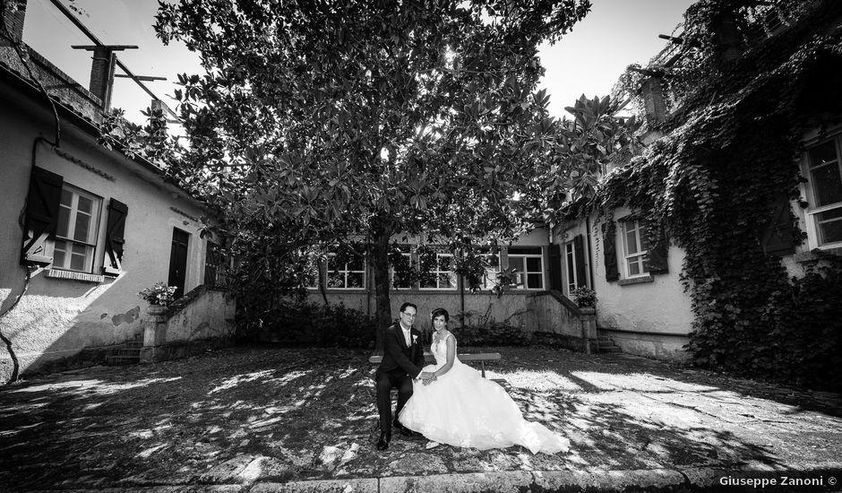 Il matrimonio di Massimo e Valentina a Montepescali , Grosseto