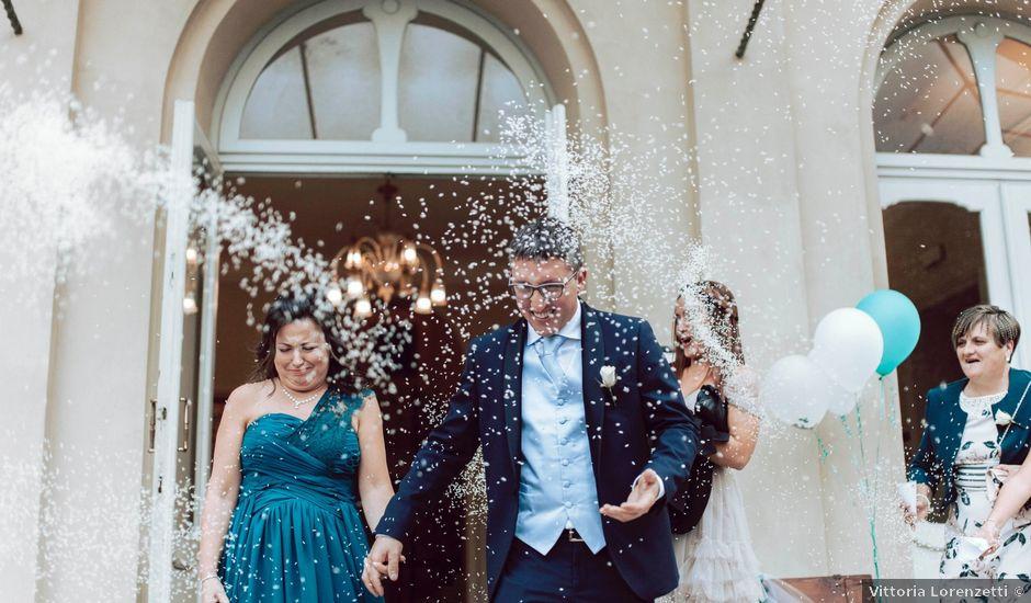 Il matrimonio di Ivan e Valeria a Favria, Torino