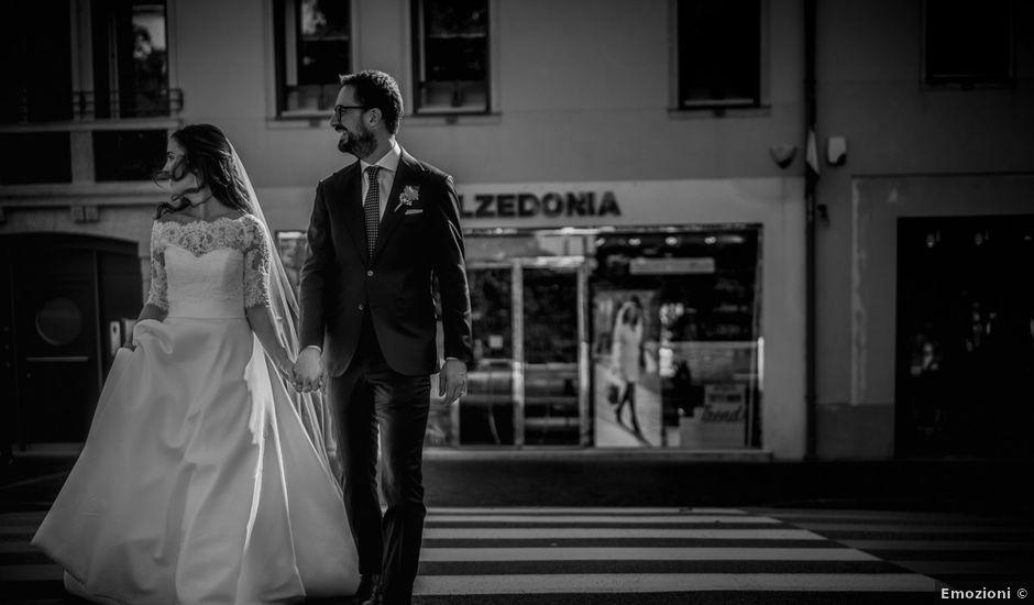 Il matrimonio di Tobia e Silvia a Conegliano, Treviso