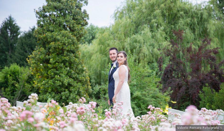 Il matrimonio di Gianluca e Ilaria a Varese, Varese