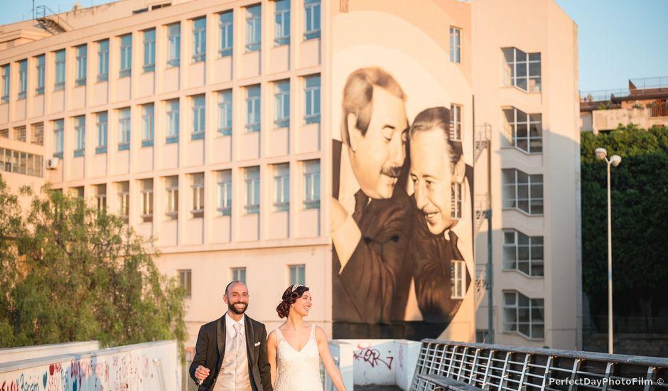 Il matrimonio di Gabriele e Roberta a Palermo, Palermo