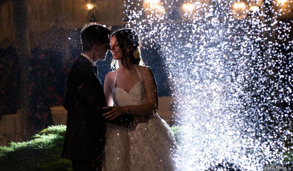 Il matrimonio di Lorenzo e Dragana a Montorfano, Como