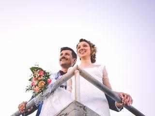Le nozze di Letizia e Fabio