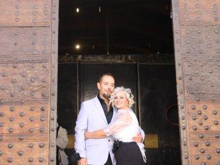 Le nozze di Rosaria e Fabrizio
