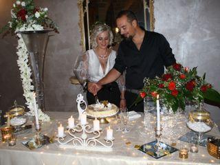 Le nozze di Rosaria e Fabrizio 1