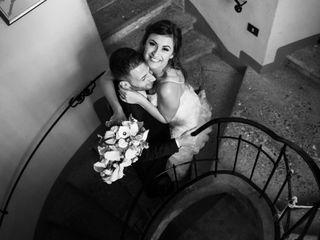 Le nozze di Eleonora e Luciano