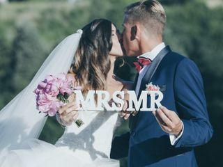 Le nozze di Giulia e Niccolò