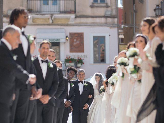 Il matrimonio di Giuseppe e Samantha a Taormina, Messina 8