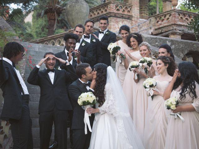 Il matrimonio di Giuseppe e Samantha a Taormina, Messina 2