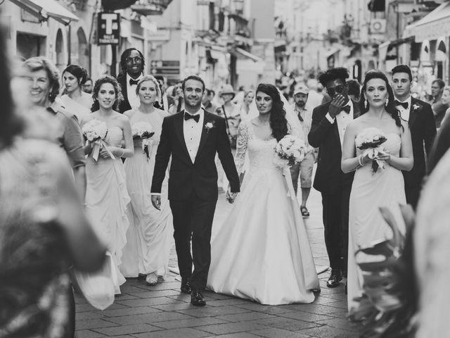 Il matrimonio di Giuseppe e Samantha a Taormina, Messina 1