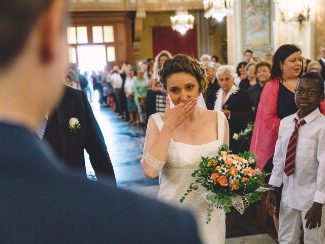 Il matrimonio di Fabio e Letizia a Sestri Levante, Genova 20