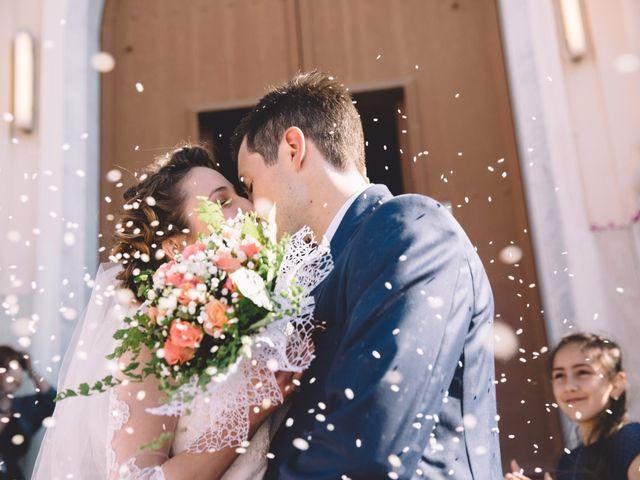 Il matrimonio di Fabio e Letizia a Sestri Levante, Genova 28