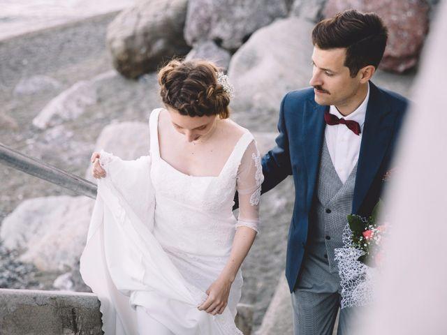 Il matrimonio di Fabio e Letizia a Sestri Levante, Genova 42