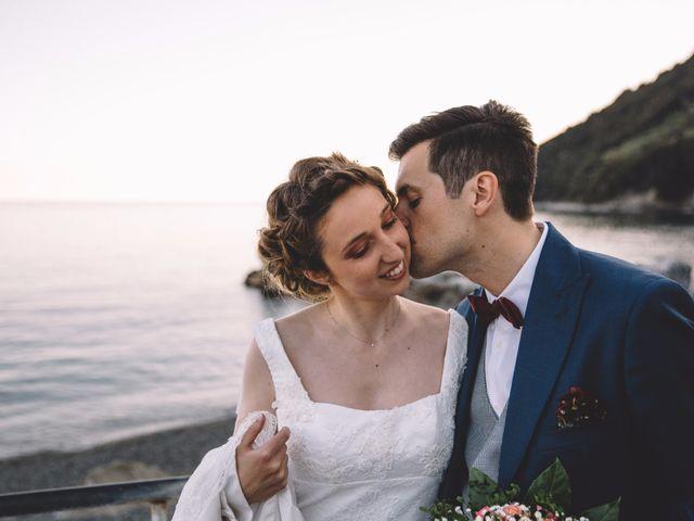 Il matrimonio di Fabio e Letizia a Sestri Levante, Genova 43