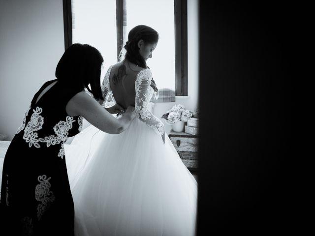 Il matrimonio di Andrea e Giada a San Benedetto Po, Mantova 5