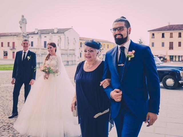 Il matrimonio di Andrea e Giada a San Benedetto Po, Mantova 14