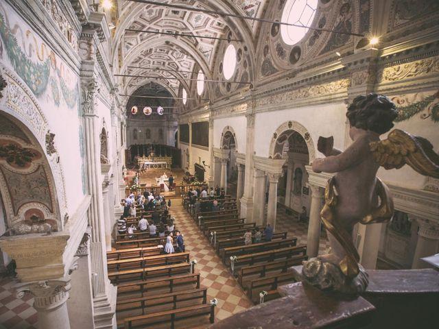 Il matrimonio di Andrea e Giada a San Benedetto Po, Mantova 15