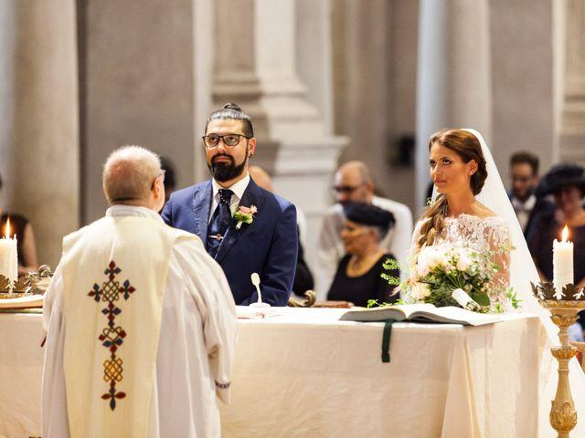 Il matrimonio di Andrea e Giada a San Benedetto Po, Mantova 16