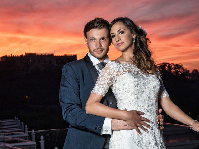 le nozze di Fiorenza e Luigi