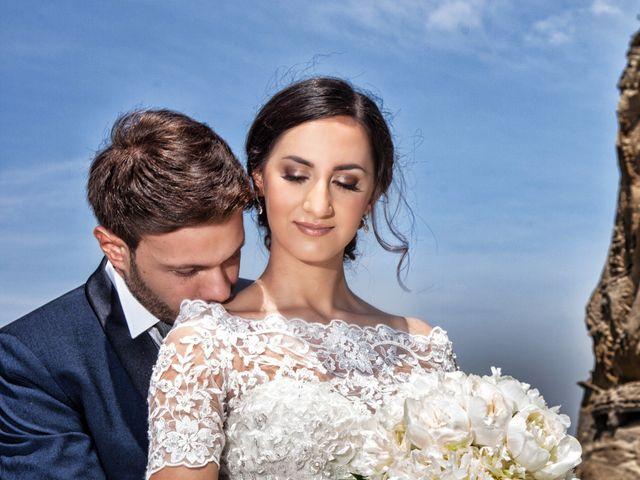 Il matrimonio di Luigi e Fiorenza a Sant'Antimo, Napoli 14