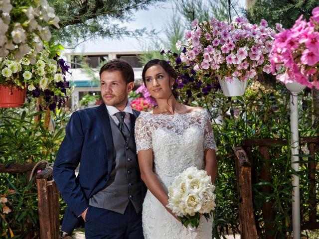Il matrimonio di Luigi e Fiorenza a Sant'Antimo, Napoli 16