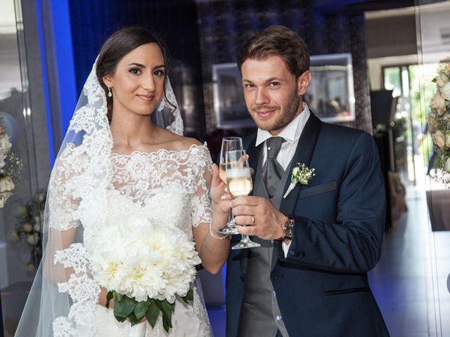 Il matrimonio di Luigi e Fiorenza a Sant'Antimo, Napoli 18