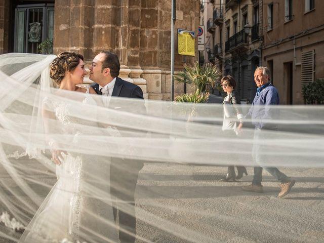 Il matrimonio di Sergio e Simona a Trapani, Trapani 8
