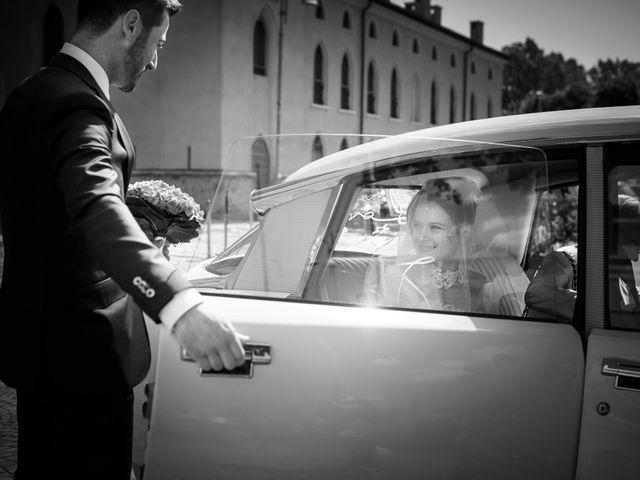Il matrimonio di Enrico e Chiara a Goito, Mantova 2