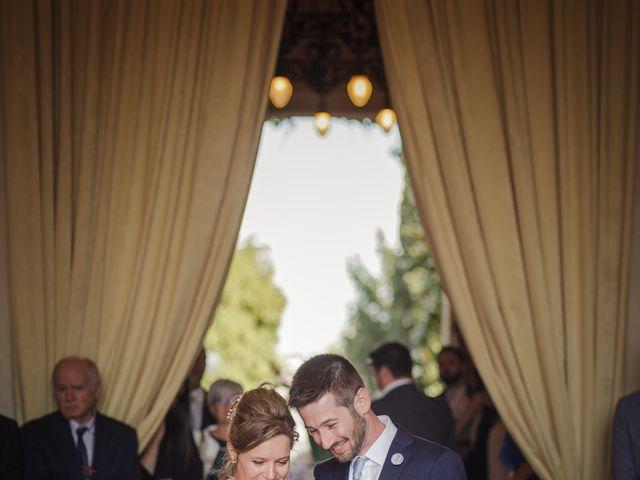 Il matrimonio di Enrico e Chiara a Goito, Mantova 8