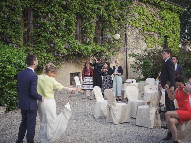 Il matrimonio di Enrico e Chiara a Goito, Mantova 14