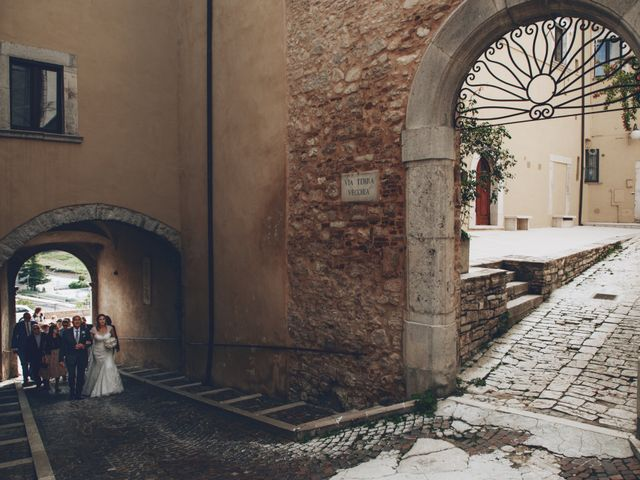 Il matrimonio di Cesare e Elena a Casacalenda, Campobasso 12