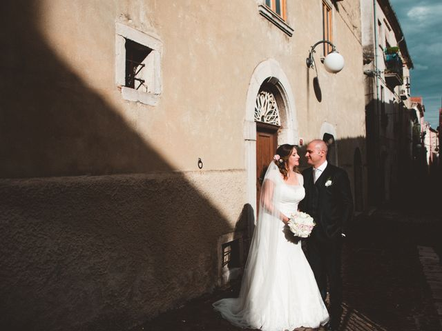Il matrimonio di Cesare e Elena a Casacalenda, Campobasso 19