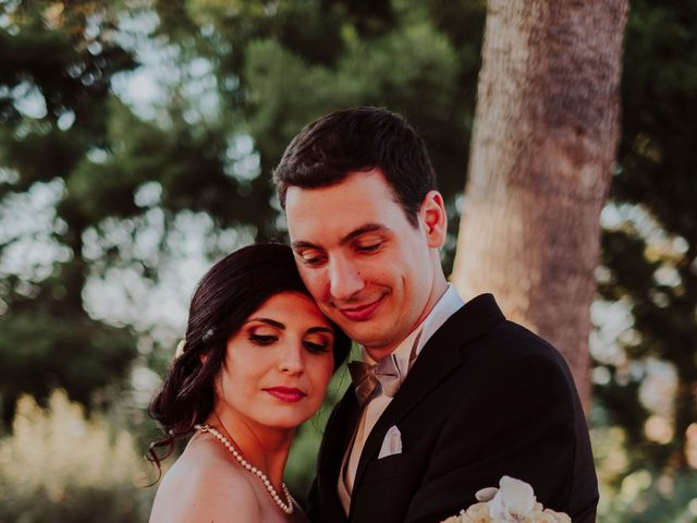 Il matrimonio di Redi e Stefania a Bagheria, Palermo 12