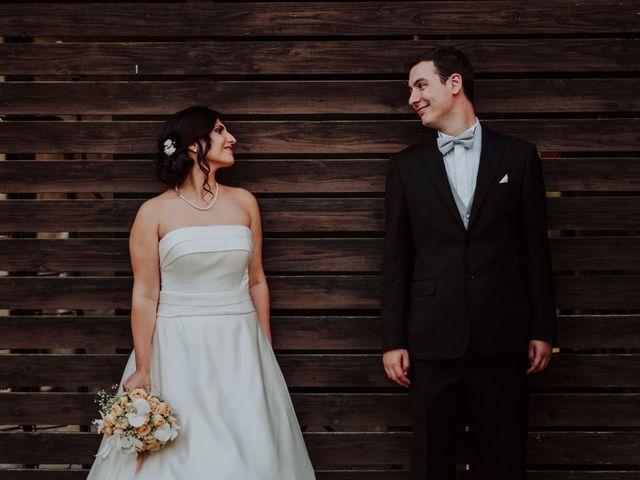 le nozze di Stefania e Redi
