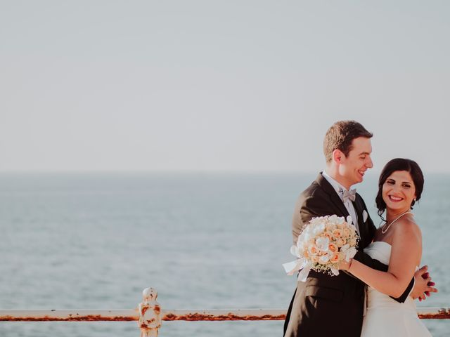 Il matrimonio di Redi e Stefania a Bagheria, Palermo 17