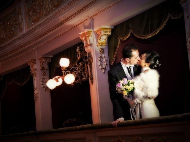 Le nozze di Rosalba e Aurelio