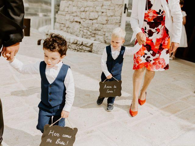 Il matrimonio di Mario e Ellie a Corato, Bari 27