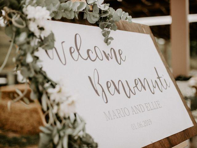 Il matrimonio di Mario e Ellie a Corato, Bari 49