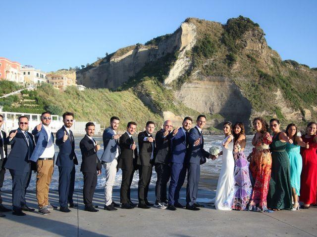 Il matrimonio di Viviana e Raffaele a Bacoli, Napoli 1
