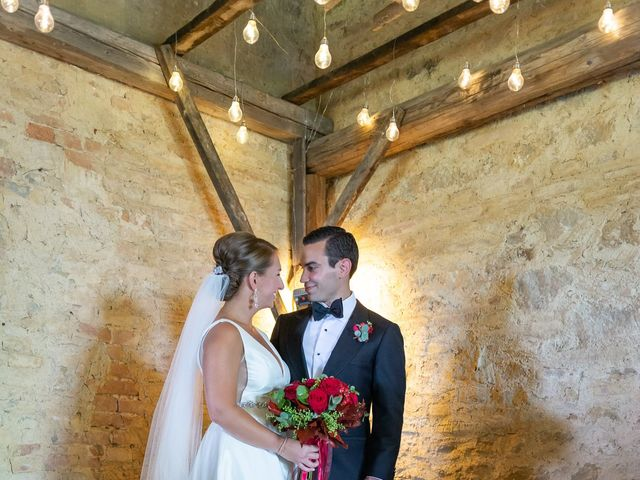 Il matrimonio di Michael e Elizabeth a Chieti, Chieti 33