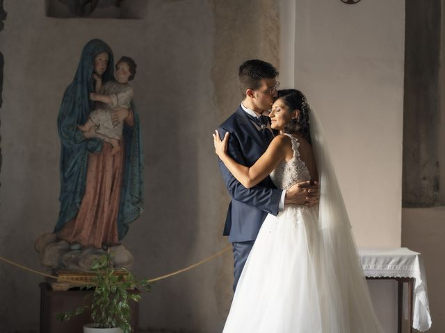 Le nozze di Emiliano e Lucia