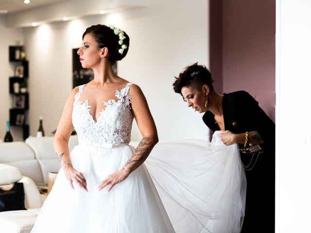 Il matrimonio di Marco e Enrica a Almese, Torino 8