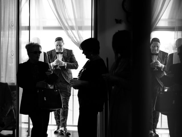 Il matrimonio di Marco e Enrica a Almese, Torino 20