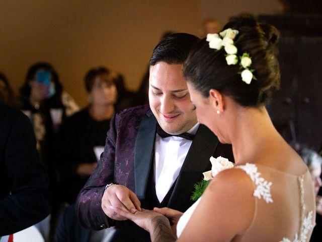 Il matrimonio di Marco e Enrica a Almese, Torino 25