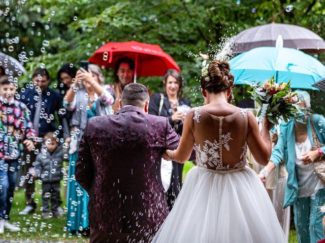 Il matrimonio di Marco e Enrica a Almese, Torino 32