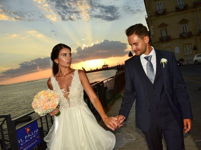 Le nozze di Fabrizia e Nicolò